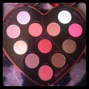 Lancôme Heart Eyeshadow Palette